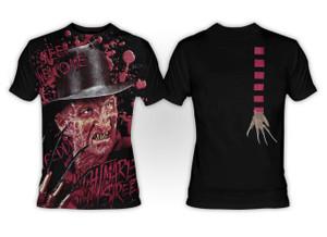 A Nightmare on Elm Stree - Freddy T-shirt