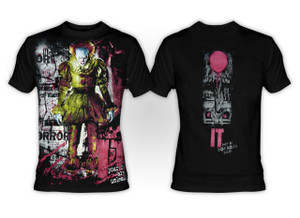 IT - Pennywise Your Fears Are Unleashed T-shirt