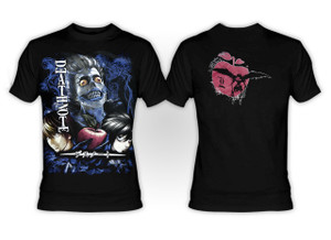 Death Note - Light, L and Ryuk T-shirt