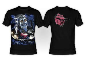 Death Note - Light, L and Ryuk T-shirt