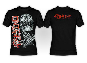 Asesino - Skeleton T-shirt