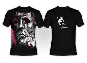 The Return of Michael Myers T-shirt