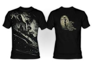 Edward Scissorhands Poster T-Shirt
