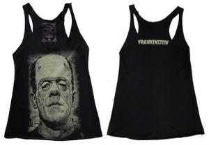 Frankenstein Sleeveless Blouse T-Shirt