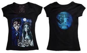 The Corpse Bride Blouse T-Shirt