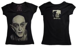 Nosferatu Blouse T-Shirt