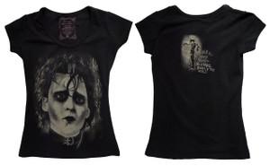 Edward Scissorhands Blouse T-Shirt