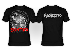 Machetazo - Corpse and Skulls T-Shirt