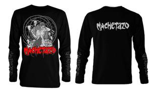 Machetazo - Corpse and Skulls Long Sleeve T-Shirt
