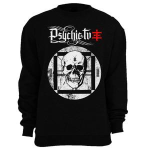 Psychic TV - Skull TV Hooded Sweatshirt
