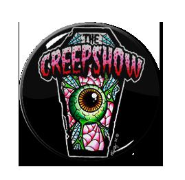 """The Creepshow - Coffin Eye 1"""" Pin"""