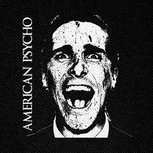 "American Psycho - Bateman 4x4"" Printed Patch"