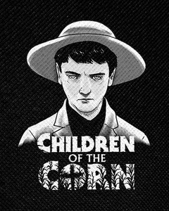 "Children of the Corn 4x5"" Printed Patch"