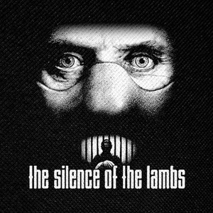 "The Silence of the Lambs - Hannibal 4x4"" Printed Patch"