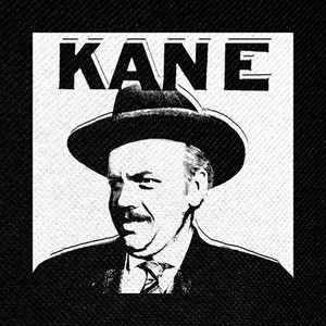 "Citizen Kane 4x4"" Printed Patch"