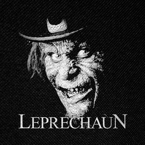 "Leprechaun 4x4"" Printed Patch"