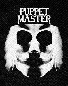 "Puppet Master 4x5"" Printed Patch"