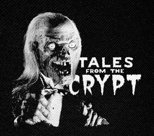 "Tales from the Crypt 4.5x4"" Printed Patch"