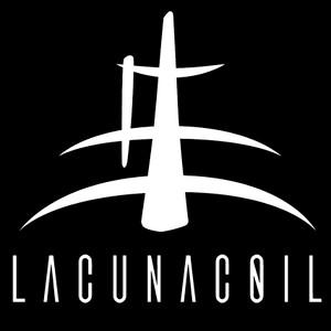 "Lacuna Coil Logo 4x4"" Printed Sticker"