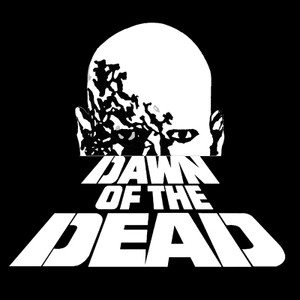 "Dawn of the Dead 4x4"" Printed Sticker"