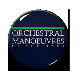 "OMD - In The Dark 1"" Pin"