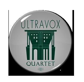 """Ultravox Quartet 1"""" Pin"""