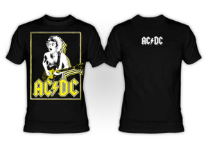 AC/DC - Angus Young T-Shirt