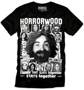 Killers Never Die - Horrorwood T-Shirt