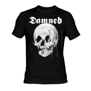 The Damned - The Lady and The Skull T-Shirt