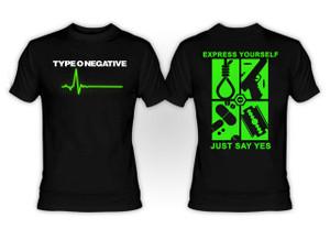 Type O Negative - Express Yourself T-Shirt