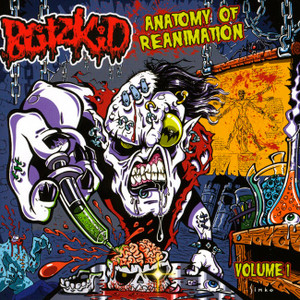 "Blitzkid - Anatomy Of Reanimation 4x4"" Color Patch"