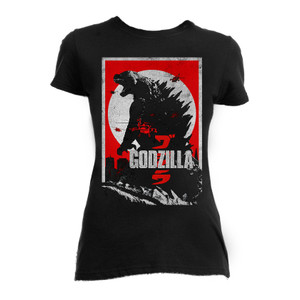 Godzilla 2014 Blouse T-Shirt
