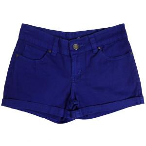 Antifashion - Blue Mini Shorts