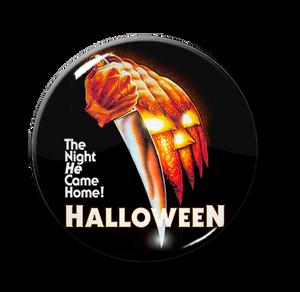 "Halloween The Movie 1.5"" Pin"