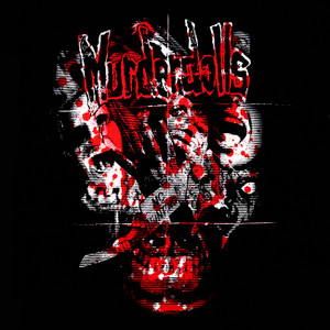 "Murderdolls - Slasher 4x4"" Color Patch"