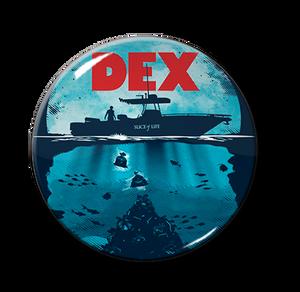 "Dexter - Slice of Life 1.5"" Pin"