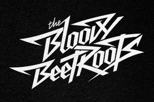 "The Bloody Beetroots Logo 3x5"" Printed Patch"
