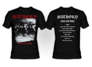 Bathory - Blood Fire Death T-Shirt