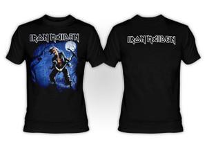 Iron Maiden - Eddie Graveyard T-Shirt