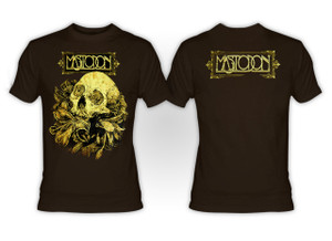 Mastodon - Skull & Roses T-Shirt