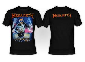 Megadeth - Berlin Wall T-Shirt