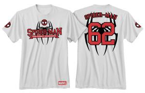 Spiderman - Logo Men's Top Comic Rare item!