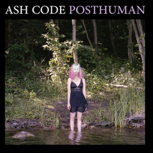 "Ash Code - Posthuman 4x4"" Color Patch"