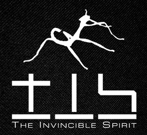 "The Invisible Spirit Logo 4x4"" Printed Patch"