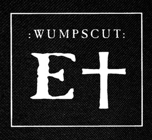 "Wumpscut - Golgotha 4.5x4.2"" Printed Patch"