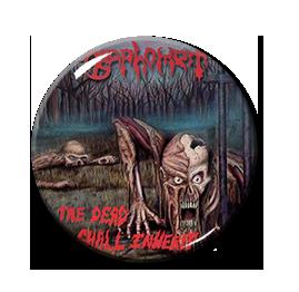 "Baphomet - The Dead Shall Inherit 1.5"" Pin"