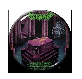 "Gorguts - Considered Dead 1.5"" Pin"