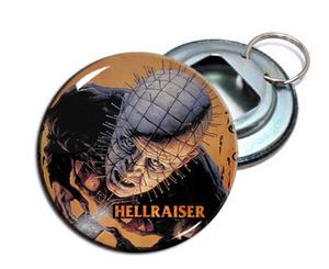 "Hellraiser - Comic 2.25"" Metal Bottle Opener Keychain"