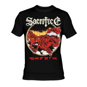 Sacrifice - Torment In Fire T-Shirt