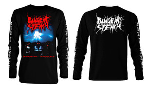 Pungent Stench - For God Your Soul, For Me Your Flesh Long Sleeve T-Shirt